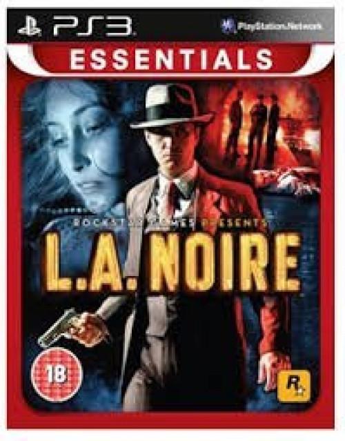 L.A. Noire (essentials)