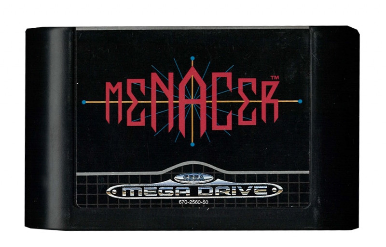 6 Menacer Games (losse cassette)