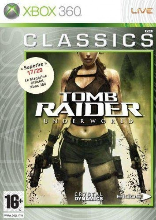 Tomb Raider Underworld (Classics) kopen