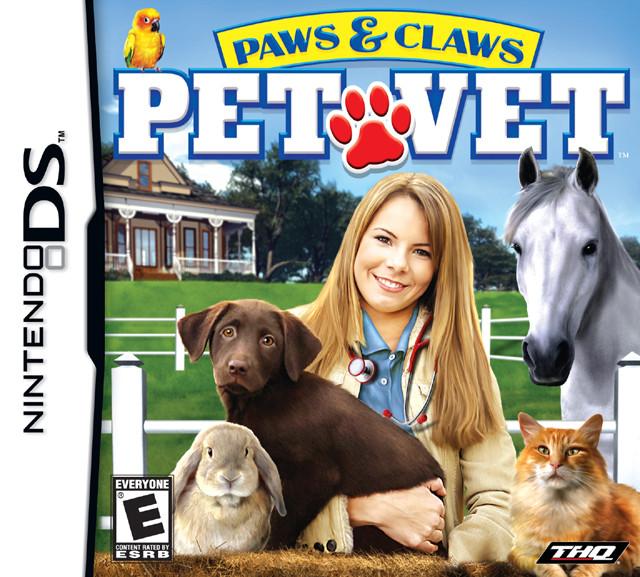 Paws & Claws Pet Vet