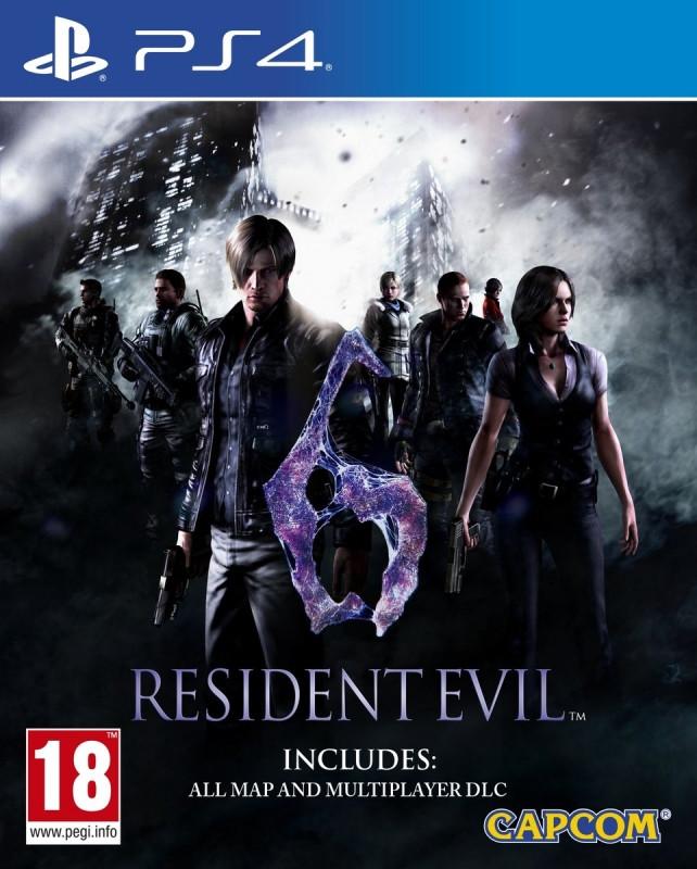 Image of Capcom Resident Evil 6