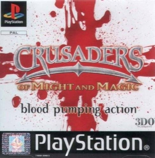 Image of Crusaders Of Might And Magic
