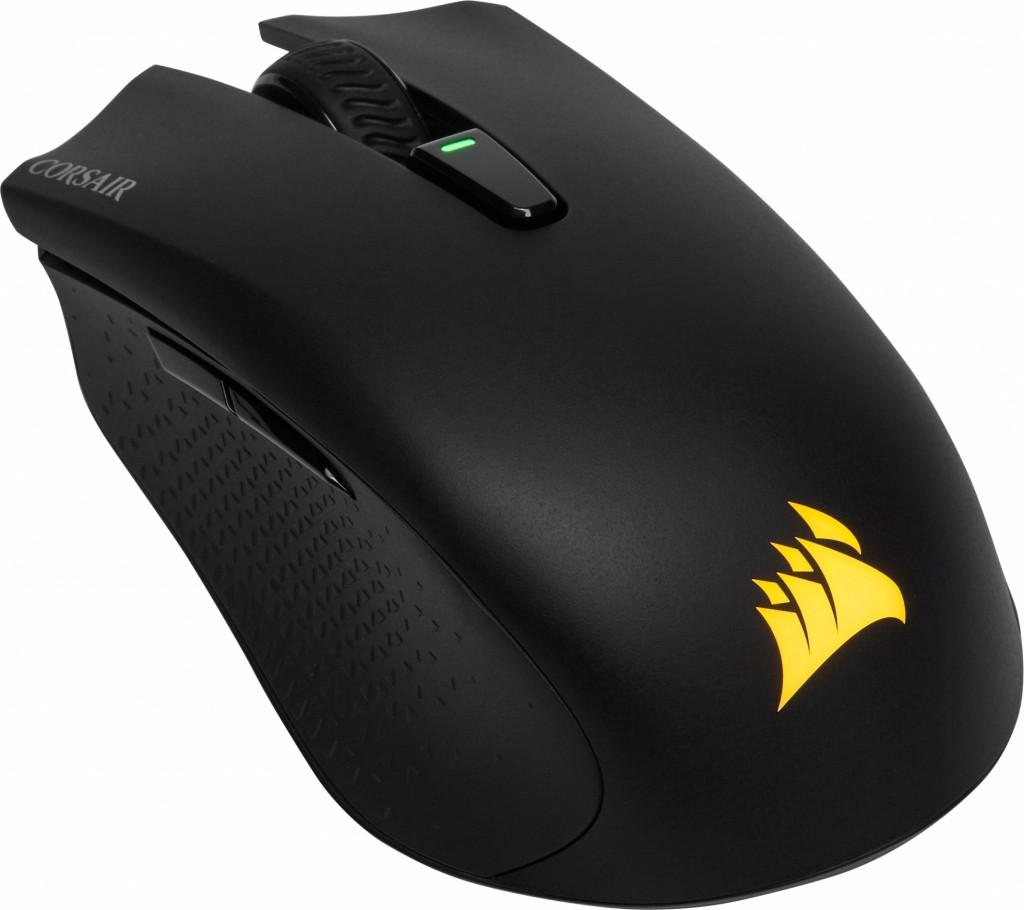 Afbeelding van Corsair Gaming HARPOON RGB Wireless Optical Mouse Backlit LED 10000 DPI