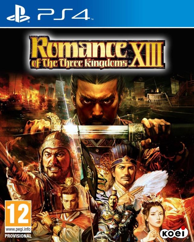 Goedkoopste Romance of the Three Kingdoms XIII