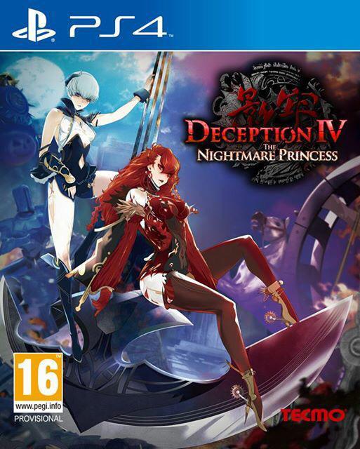 Deception IV Nightmare Princess