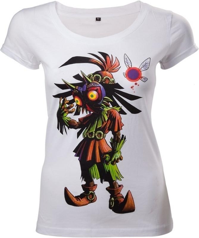 Nintendo - Zelda Majora's Mask T-Shirt Women