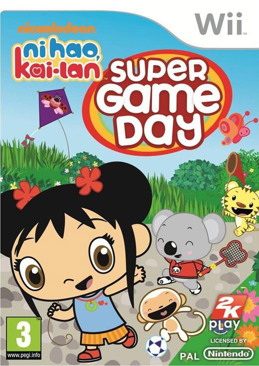 Ni Hao Kai-Lan Super Game Day
