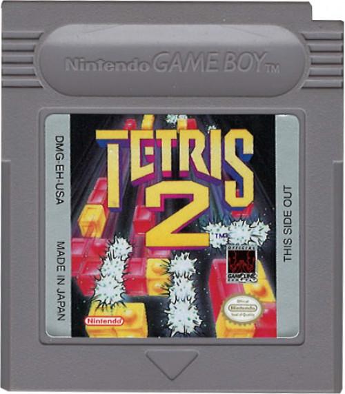 Tetris 2 (losse cassette)