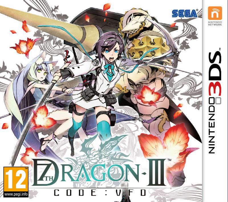 Goedkoopste 7th Dragon III Code VFD (verpakking Frans, game Engels)