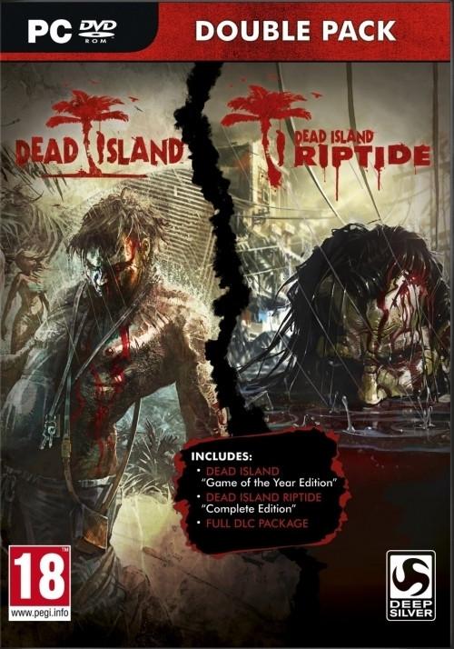 Image of Dead Island + Dead Island Riptide (Double Pack)
