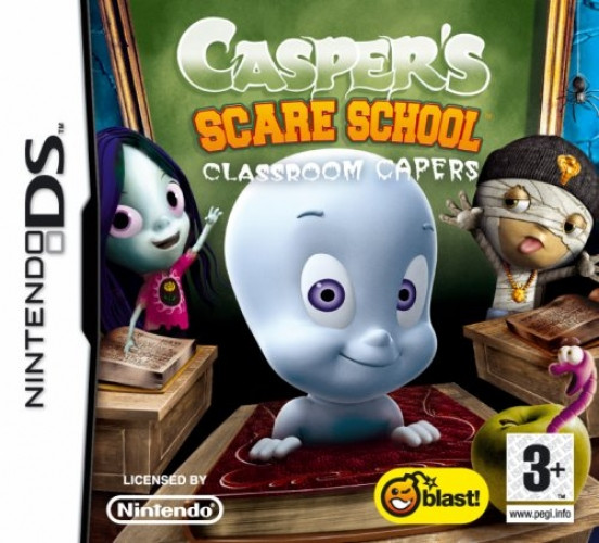 Image of Casper en de Spookschool