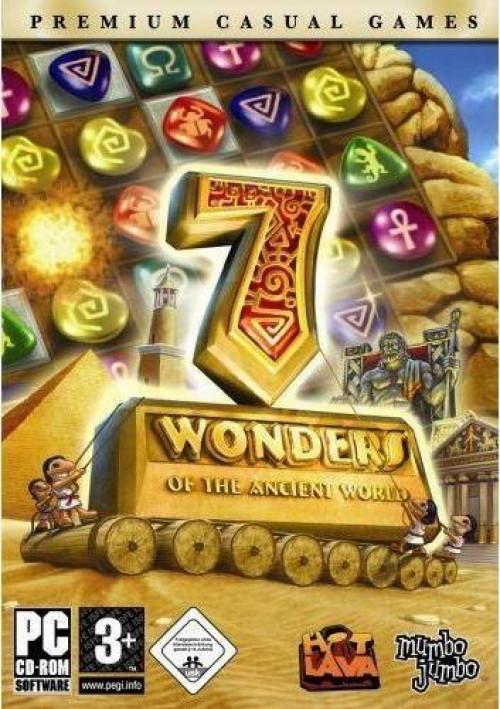 Afbeelding van 7 Wonders of the Ancient World