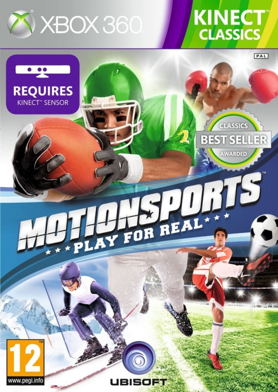 MotionSports (Kinect) (classics)