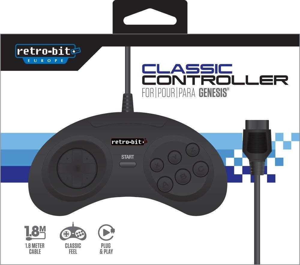 Megadrive Classic Controller (Retro-bit)