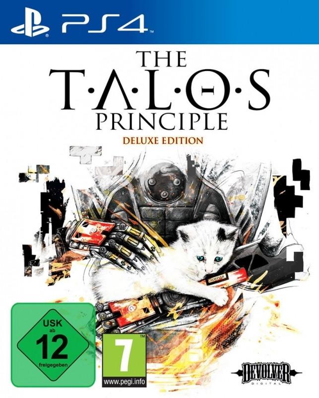 Talos principle (Deluxe edition)