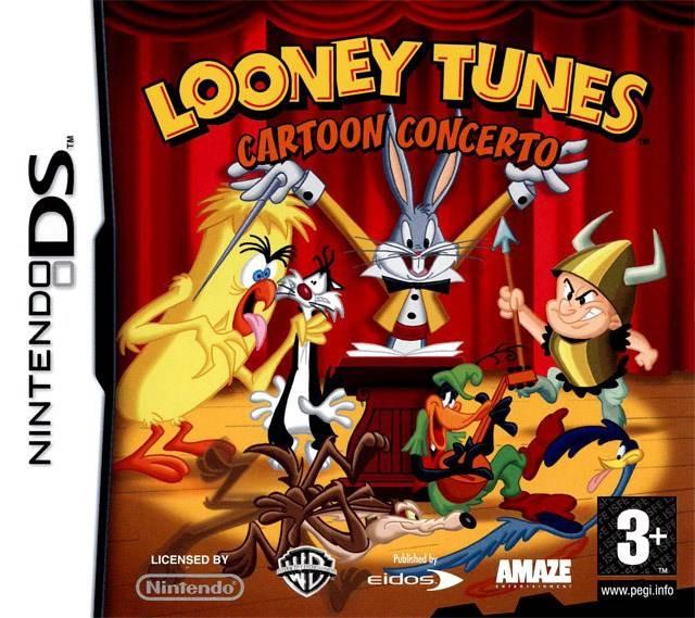Looney Tunes Cartoon Concerto kopen