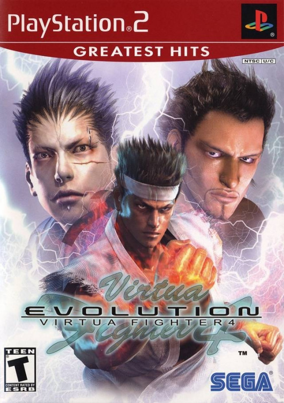 Goedkoopste Virtua Fighter 4 Evolution (greatest hits)