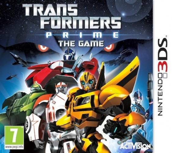 Transformers Prime kopen