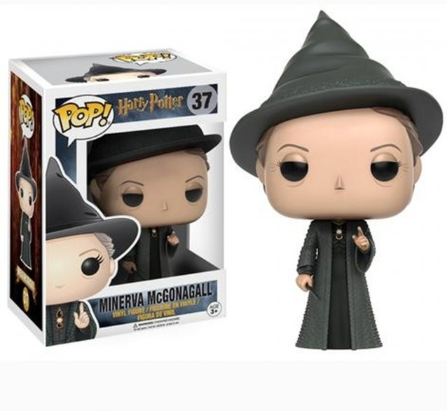 Harry Potter Pop Vinyl: Minerva McGonagall
