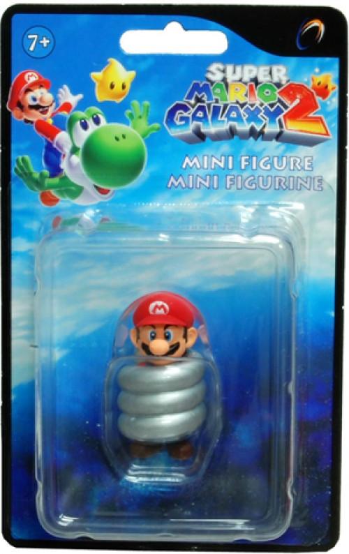 Mario Galaxy 2 Mini Figure - Spring Mario