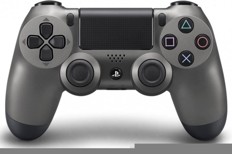 Sony Dual Shock 4 Controller (Steel Black)