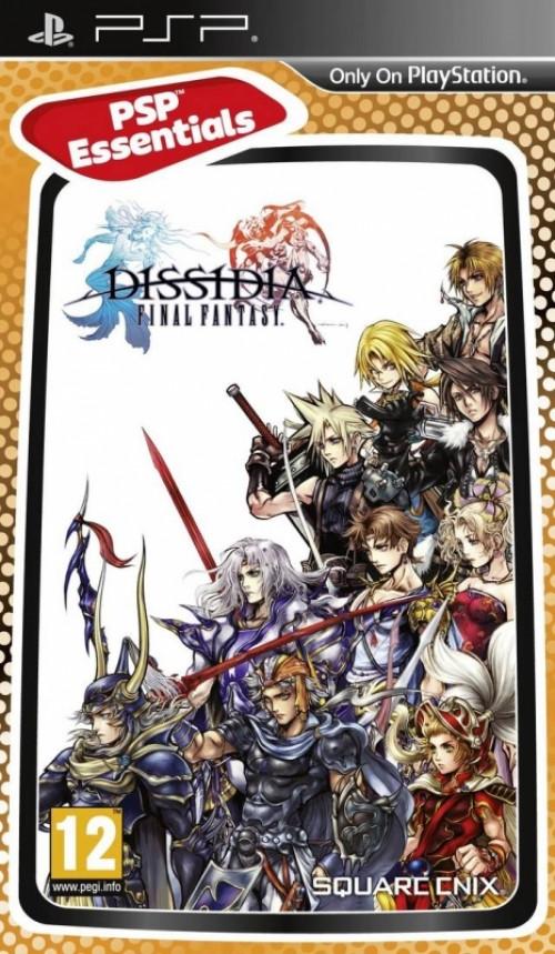 DISSIDIA Final Fantasy (essentials) kopen