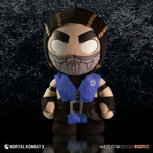 Mortal Kombat X: Sub-Zero Pluche kopen