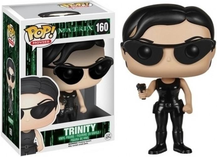 The Matrix Pop Vinyl: Trinity