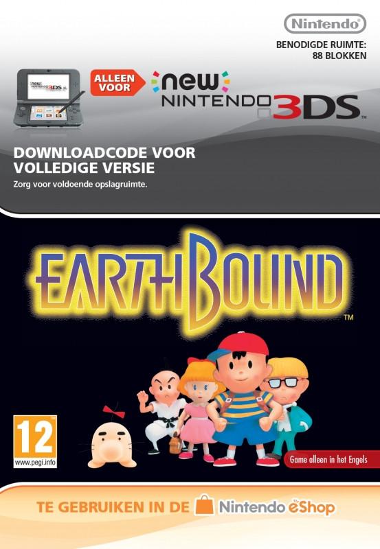 Goedkoopste Earthbound Virtual Console