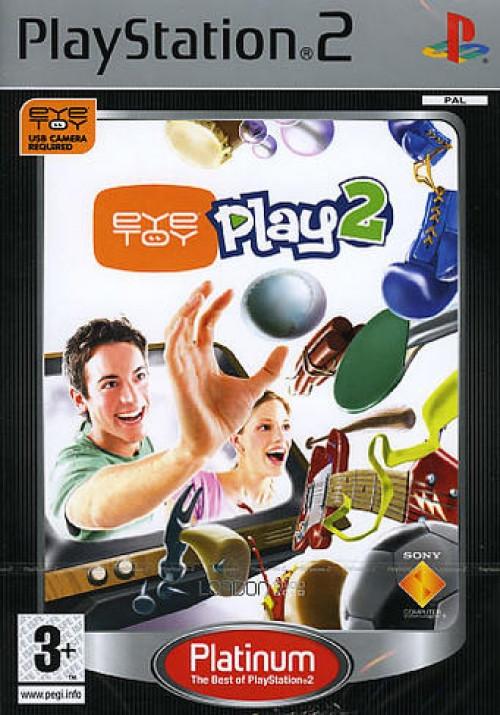 Eye Toy Play 2 (platinum) (0711719106418)