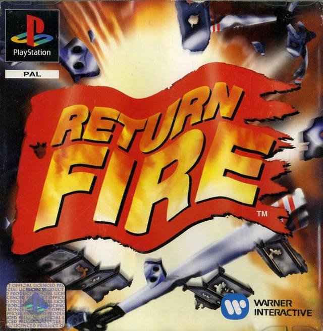 Return Fire kopen