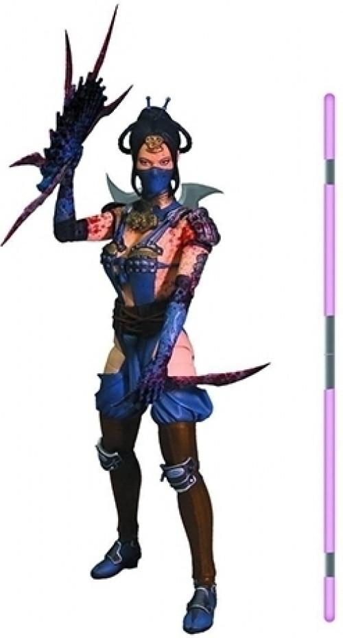 Mortal Kombat X Action Figure: Kitana (Previews Exclusive) kopen