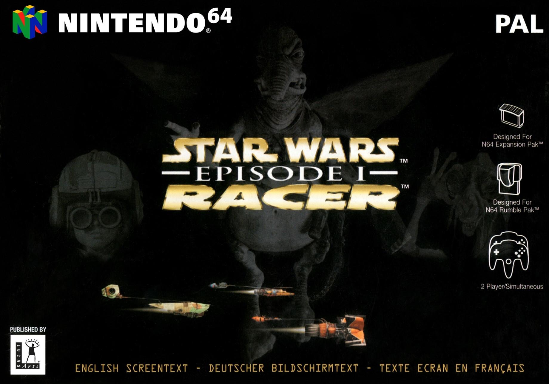 Goedkoopste Star Wars Episode 1 Racer