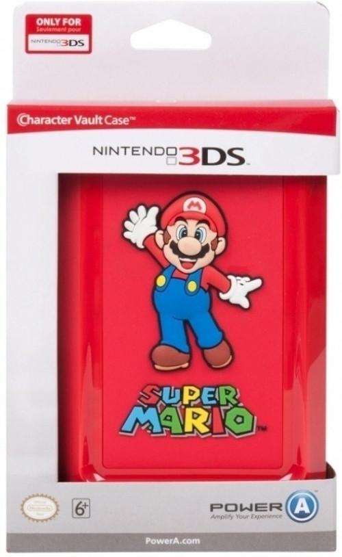 Super Mario Character Vault Case
