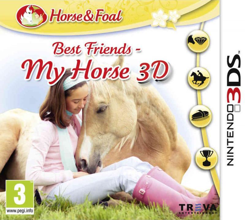 Goedkoopste Best Friends My Horse 3D