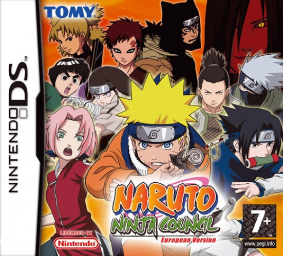 Goedkoopste Naruto Ninja Council