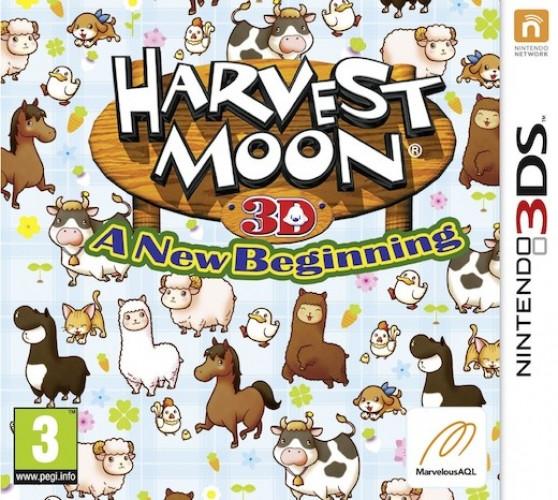 Goedkoopste Harvest Moon 3D a New Beginning