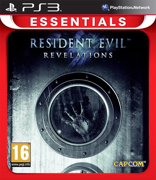 Resident Evil Revelations (essentials)