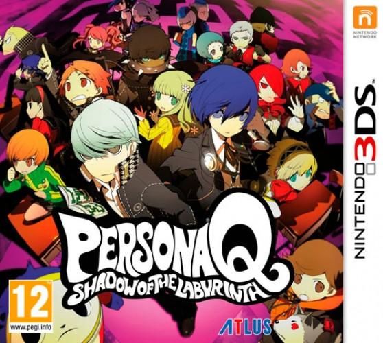 Image of Persona Q