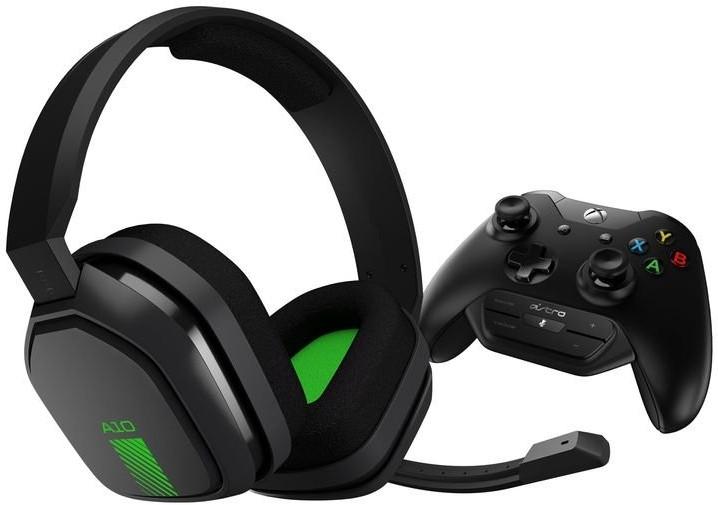 Afbeelding van Astro A10 Headset (Green) + Mixamp M60