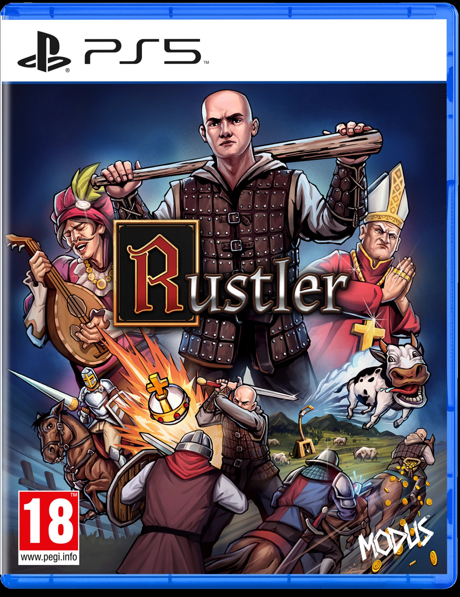 Modus Rustler