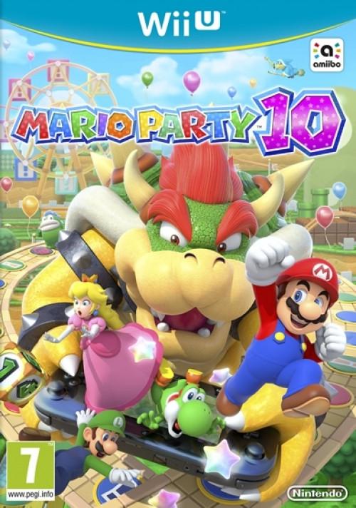 Goedkoopste Mario Party 10