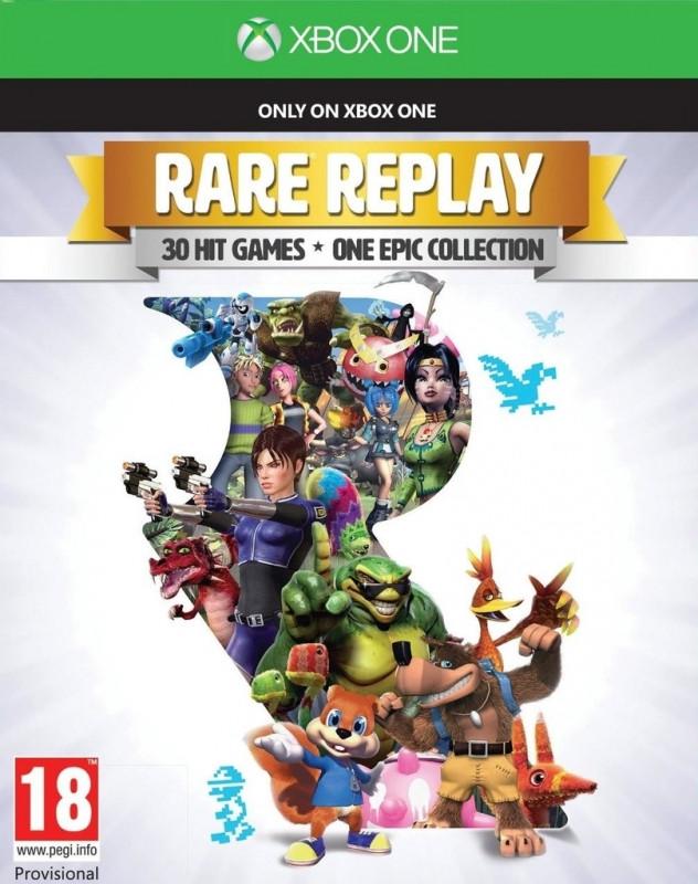 Rare Replay (Arabisch/Engels)