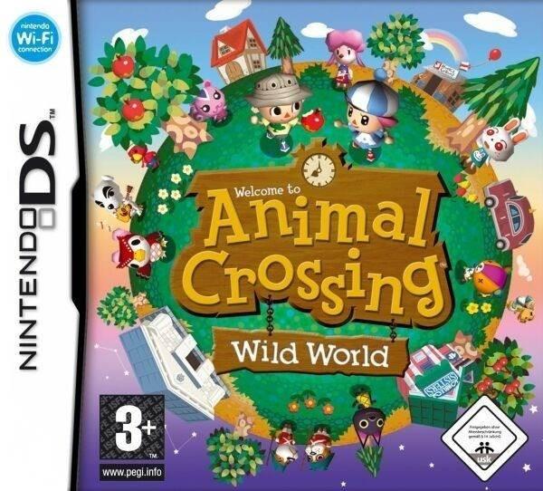 Goedkoopste Animal Crossing Wild World