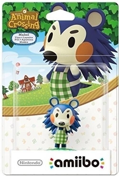 Amiibo Animal Crossing - Mabel (schade aan verpakking) kopen
