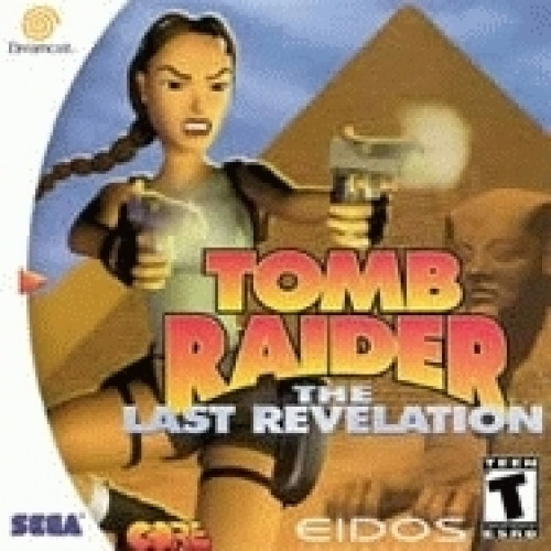 Tomb Raider the Last Revelation kopen