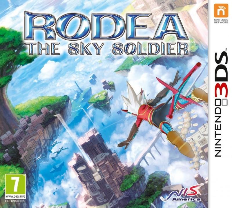 Rodea the Sky Soldier kopen