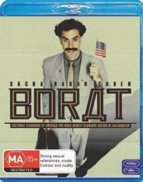 Image of Borat