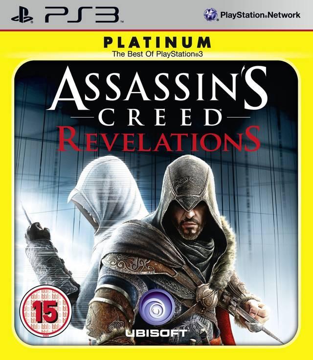 Assassin's Creed Revelations (platinum)