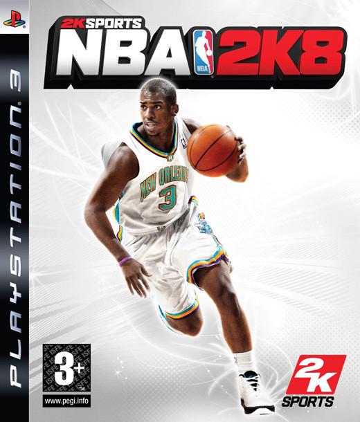 NBA 2K8 kopen
